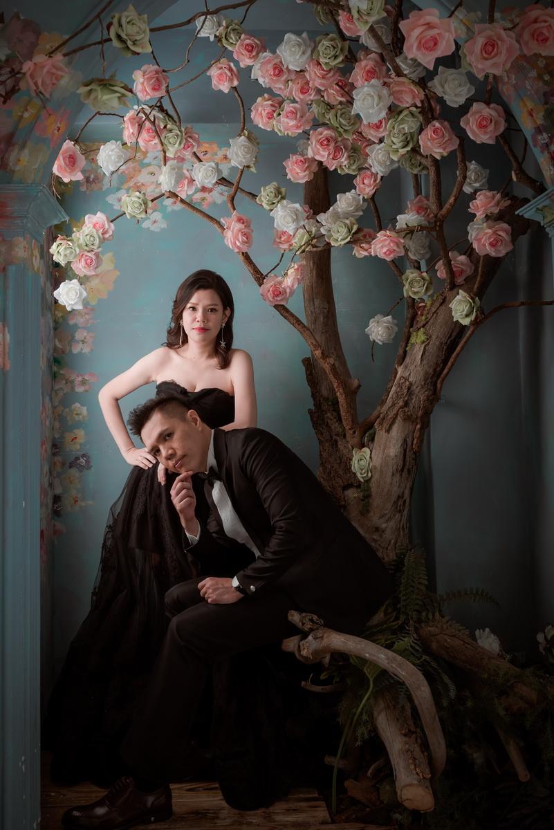 風華絕色 § 完美婚事-婚紗攝影,風華絕色Miya細心解說 以及其他工作人員的熱情款待