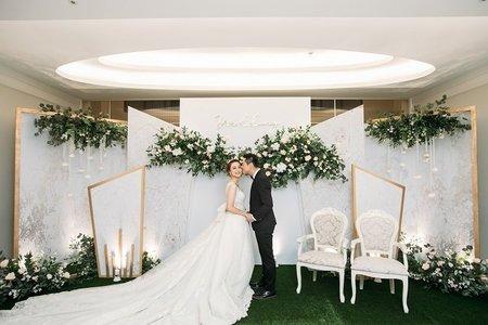 婚禮唯美佈置