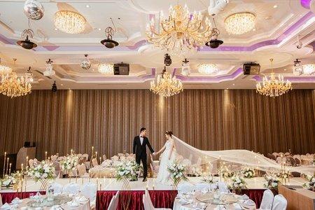 婚禮氣派設備