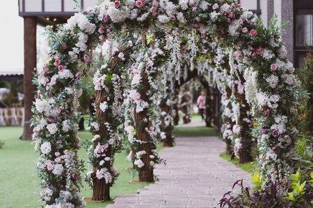 Roseate Garden 戶外證婚