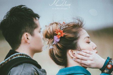 |PRE-WEDDING|Bohemia - 花