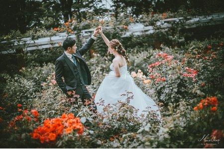 |PRE-WEDDING|京都植物園