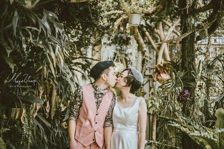 |PRE-WEDDING|復古電影風