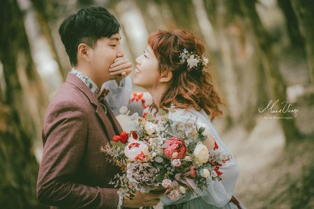 |PRE-WEDDING|浪漫森林