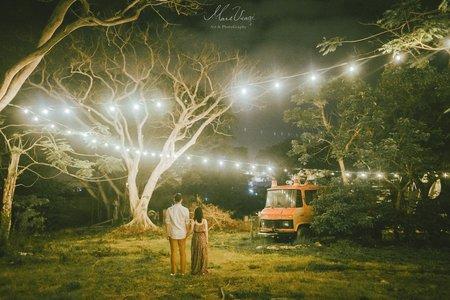 |PRE-WEDDING|南國之夜