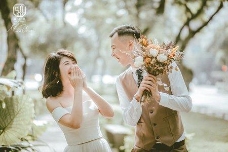 |PRE-WEDDING|美式婚紗