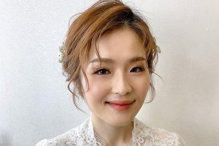 乃維's wedding