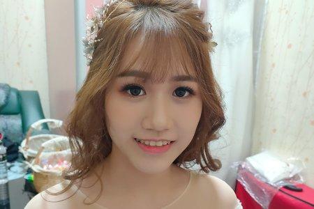 Bride~佩縈-訂結婚晚宴3造型(保安宮)