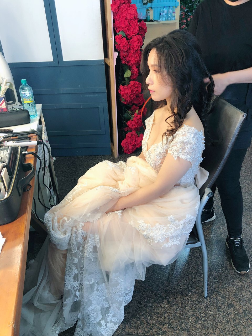 伊頓自助婚紗攝影工作室(台北西門店),伊頓自助婚紗。真人真事改編。撲通撲通拍攝日誌。