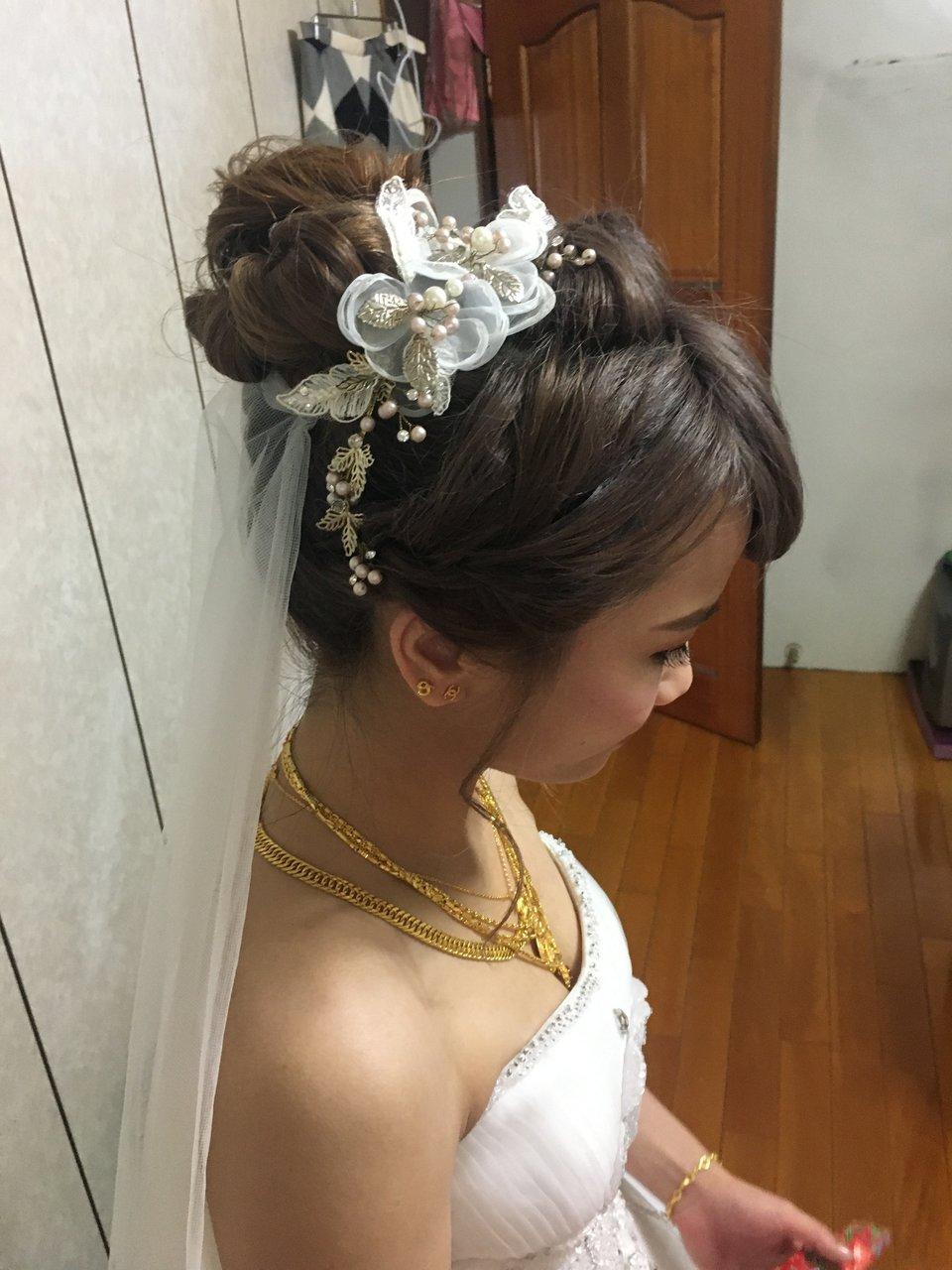 Stylist * 新娘秘書kiki,很細心的新秘,Kiki推推🥰♥️