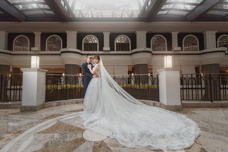 [婚禮紀錄] 華泰王子大飯店