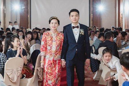 [婚禮紀錄] 台北大倉久和
