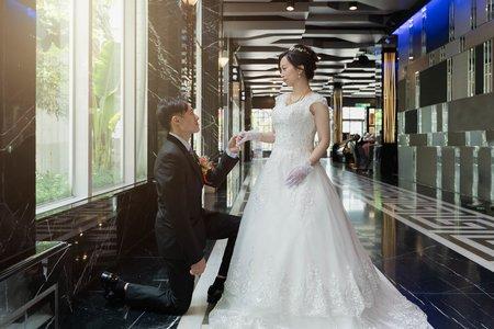 [婚禮紀錄] 來福星花園大飯店