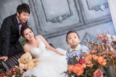 全家福拍攝/朵朵婚紗