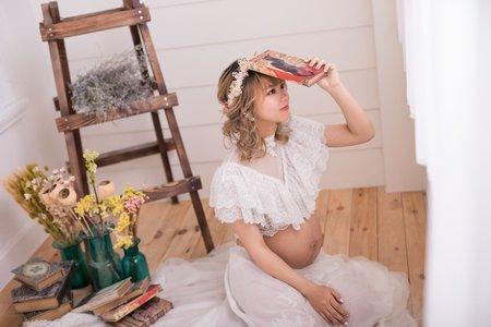 孕婦寫真/朵朵婚紗