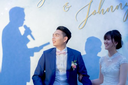 Johnny‧Jina 婚禮攝影