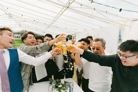 Eddie‧Ariel 婚禮攝影