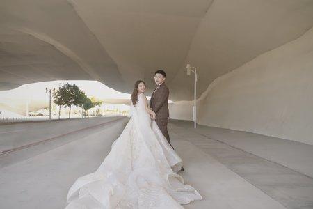 琦琦 & 家家 - 溫馨簡約婚紗攝影
