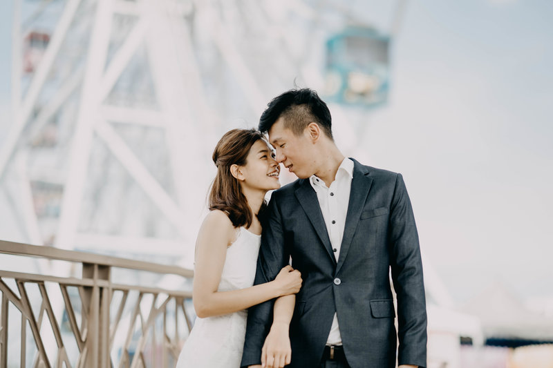 [Engagement] 自助婚紗作品