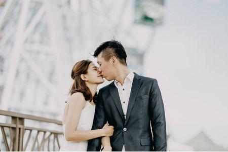 [Engagement]自主婚紗KAI & ALICE