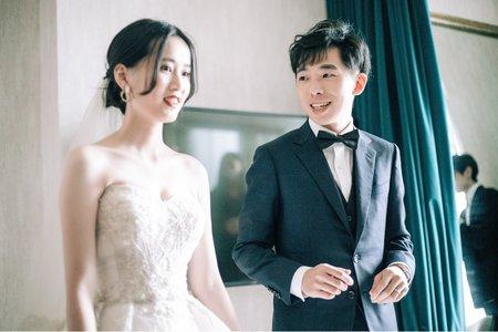 JiaRu & YenWei 凱達大飯店 格萊天漾