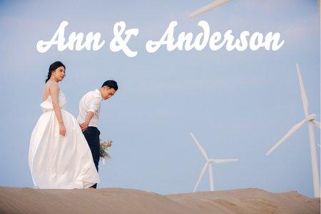 ▎Pre-wedding   Ann + Anderson