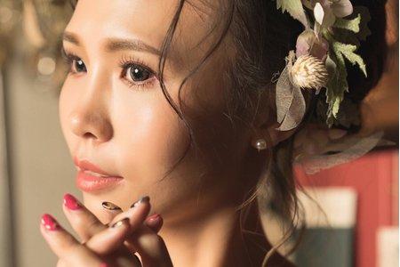 CINYI makeup—浪漫唯美造型