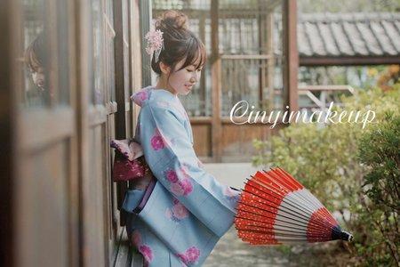 CINYI makeup X夏達攝影Shads Wedding