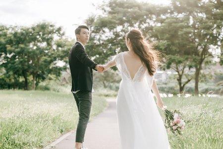 美式婚紗-Cinyimake X Daco攝影工作室