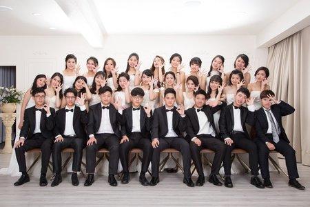 音樂班畢業照