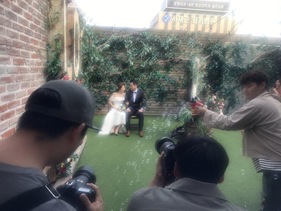 s.a. wedding 韓國婚紗攝影,SA韓國婚紗攝影~專業耐心,服務超棒