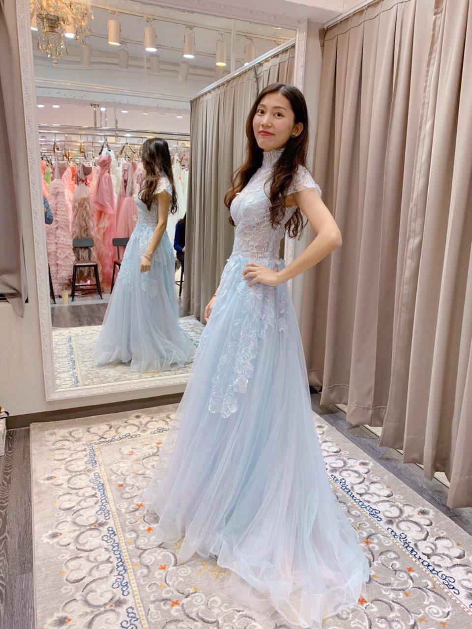 伊頓自助婚紗攝影工作室(台北西門店),【新竹伊頓自助婚紗】拍照婚紗試穿