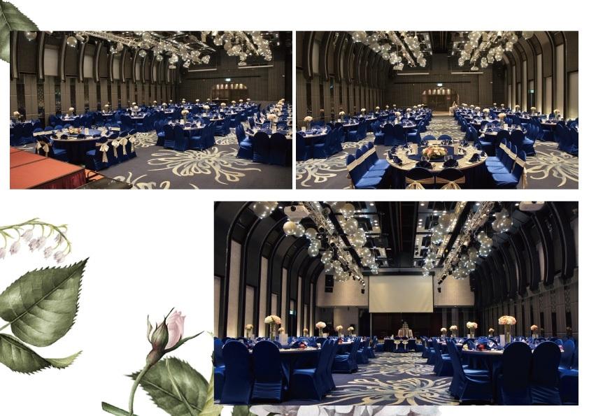 彭園婚宴會館-台北館,台北彭園-看場地的心得