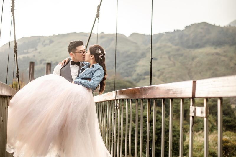 風華絕色 § 完美婚事-婚紗攝影,謝謝這麼棒的團隊 讓我拿到成品的時候 滿意到炸~