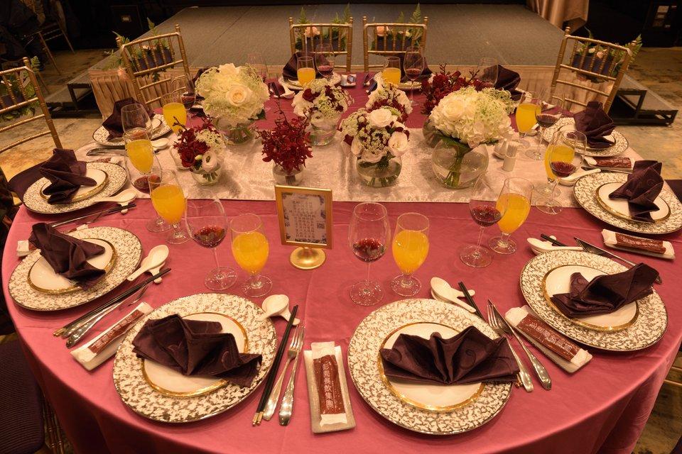 彭園婚宴-壹品宴,麻雀雖小五臟俱全,菜色好+服務態度好+場地美的壹品宴