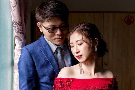 『婚禮紀錄』啓俊&以萱訂結晚宴@台中布英熊/大廚會館