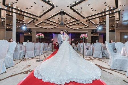 『宜蘭婚攝』大張&芭比單宴客@村却國際溫泉酒店