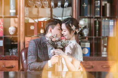 『宜蘭婚攝』哲銘&芷瑜單宴客@花漾婚宴會館