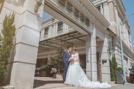 『婚禮紀錄』奇諺&佳琪文定迎娶儀式@自宅