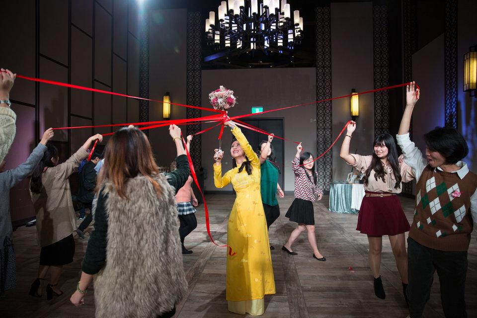 彭園婚宴會館-八德館,溫馨的婚禮體驗!