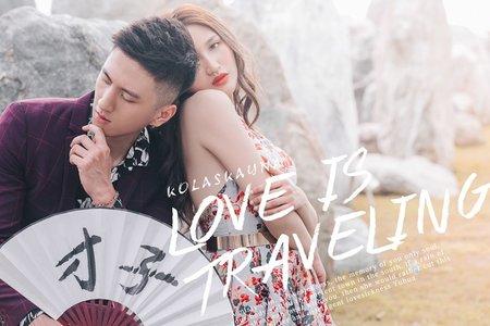 【才子佳人】-台南街頭婚紗