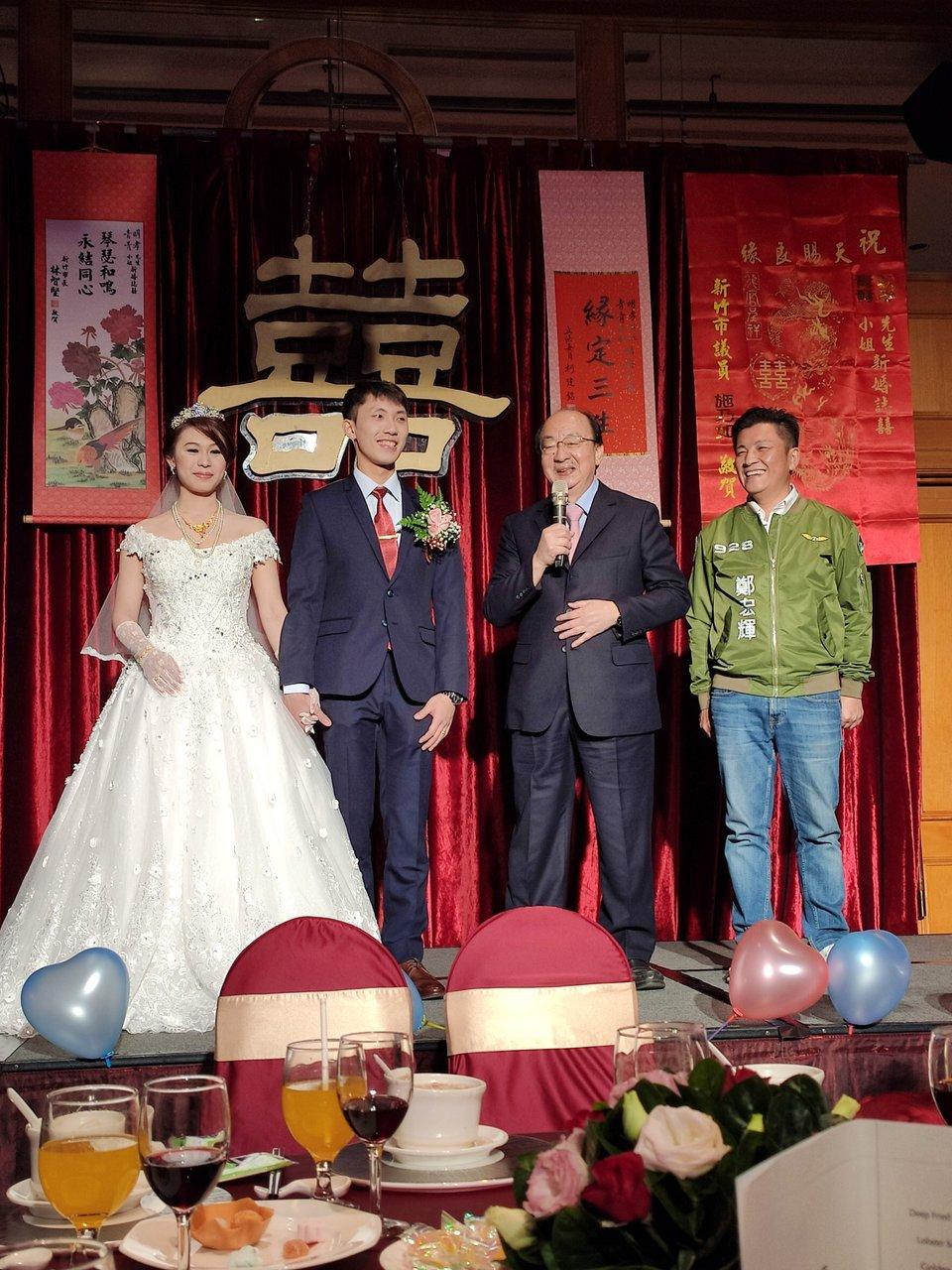 煙波大飯店-新竹湖濱館,結婚喜宴會場飯店服務