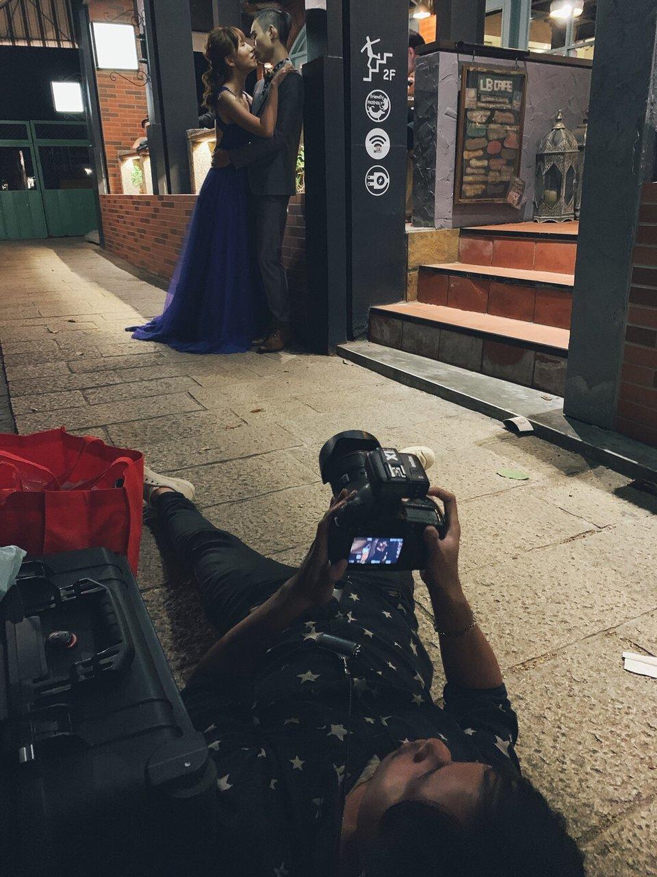 Elisa艾莉莎婚紗攝影工作室-桃園中壢,Elisa艾莉莎的無敵攝影團隊