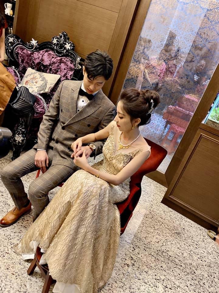 咪兔 Me too新娘造型團隊,2019/12/30 謝謝我的Eva亦華老師_每個新人的神仙教母