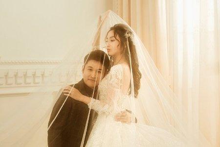 自助婚紗攝影|美式婚紗法式古典韓系簡約