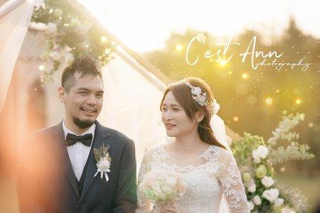 美式婚禮|婚禮攝影西式婚禮戶外婚禮