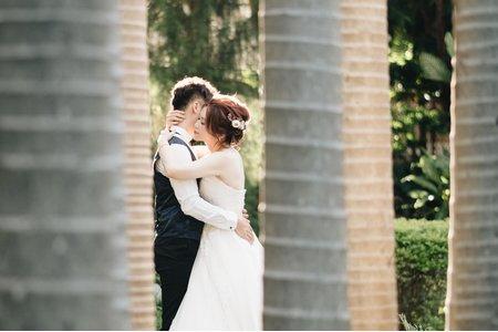 美式婚禮 戶外婚禮派對紀錄
