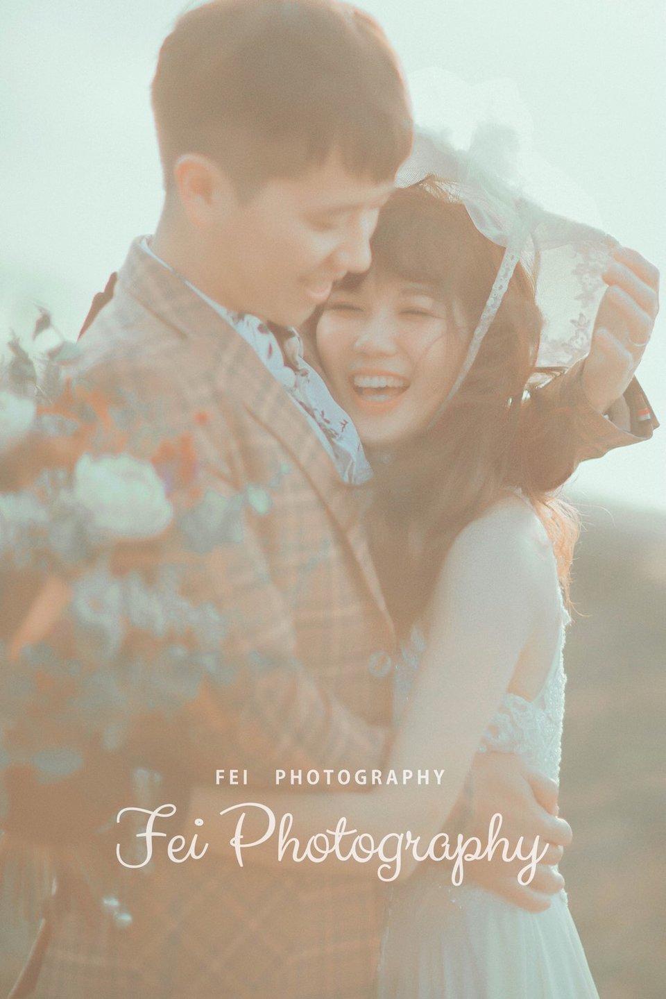 飛妃 Photography/女攝影師,最有內容的婚紗照