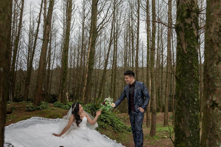 風華絕色 § 完美婚事-婚紗攝影,BEST WEDDING SHOT IN TAIPEI !!!