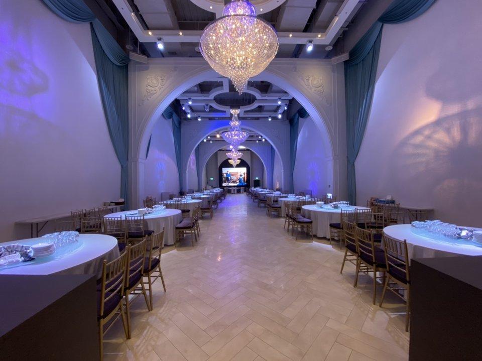 彭園婚宴會館-八德館,美到爆炸的宴客廳